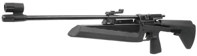 IZH 61 multi shot air rifle