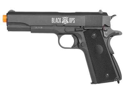 Ignite Black Ops 1911 Scorpion CO2 Airsoft Pistol