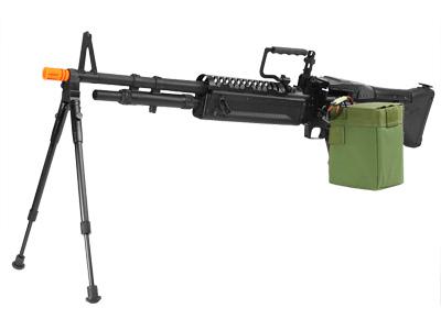 A&K Full Metal M60 AEG