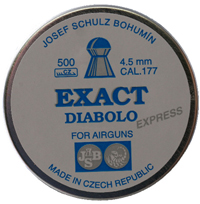 JSB .177 Diabolo Exact Express 4.52 mm