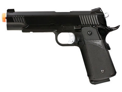 KJ Works M1911 KP-05 Hi-Capa GBB Airsoft Pistol