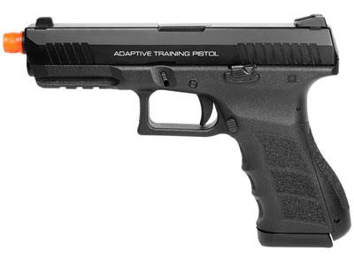 KWA ATP, Adaptive Training Pistol, Airsoft Gas Blowback Pistol, Airsoft Glock, Pyramyd Airsoft Blog, Tom Harris Media,