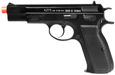 KWA KZ75 with NS2 Gas Blow Back System