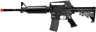 KWA KM4A1 Carbine, 2nd Generation AEG, 2009 Model
