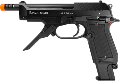 KWA M93R Airsoft Pistol Combo, NS2 Gas System