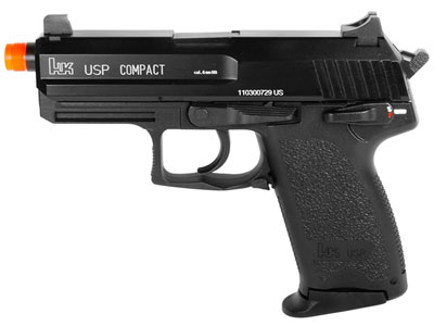 H&K KWA Compact Tactical USP Airsoft, NS2 System