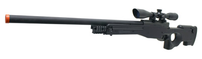 Type 96 Black Sniper Rifle without Bipod