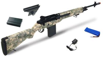 UTG M14 Sniper Rifle - Army Digital. Airsoft guns ... M14 Sniper Rifle Airsoft