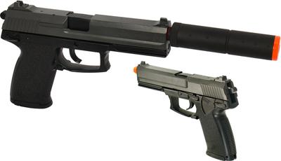 MK23 Navy SEAL Airsoft Spring Pistol