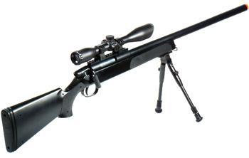 Airsoft UTG Master Sniper Kit, Black