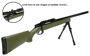 UTG Sniper Airsoft Rifle