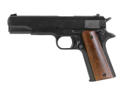 Bruni M1911 Govt. Blank Pistol, 7rds