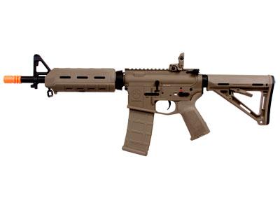 Magpul PTS MOE AEG Carbine Airsoft Rifle, Tan