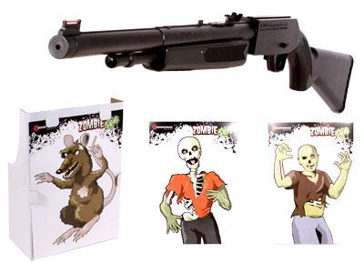 Marksman Zombie Splat.