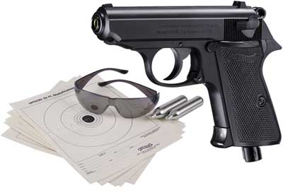 walther ppk s kit black air guns pyramyd air rh pyramydair com