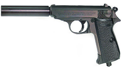 Walther PPK/S with.