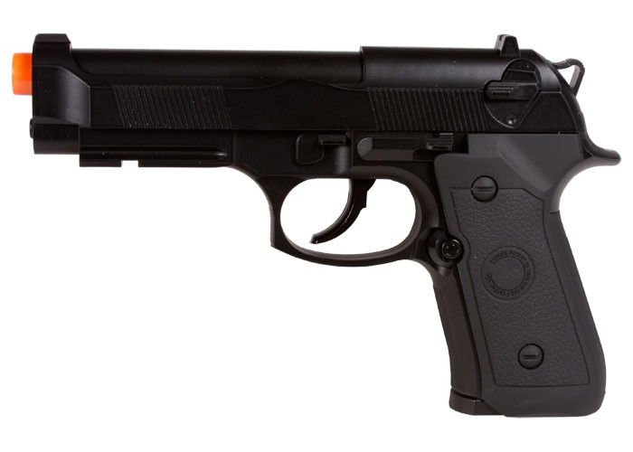 Tactical M92 CO2 Version, Black