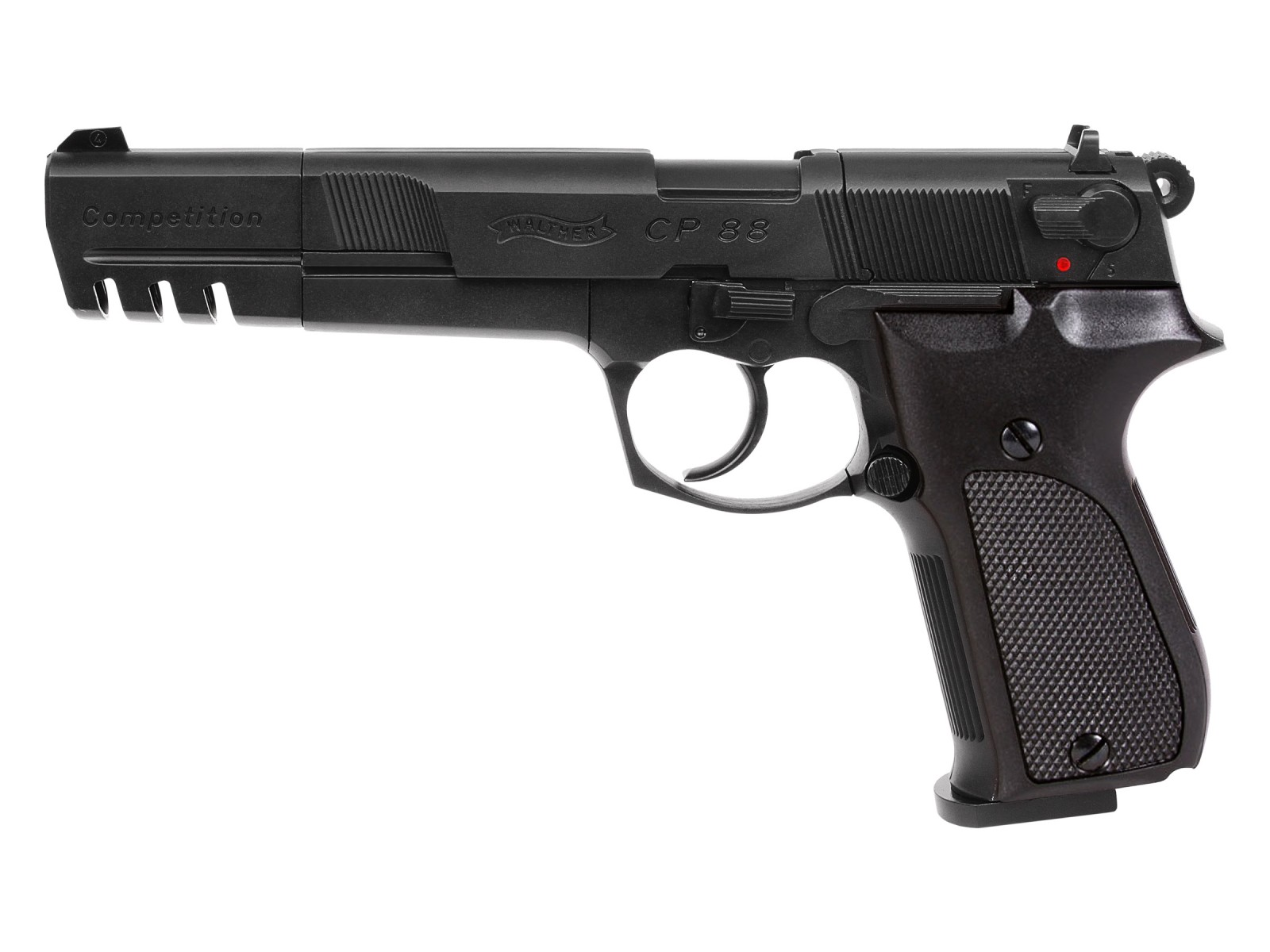 walther cp88 blued 6 inch barrel air guns pyramyd air rh pyramydair com Walther PK380 Slide Disassembly Walther P 88C