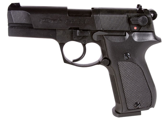 Walther CP88, Blued, 4 inch barrel, CO2 pistol 0.177 Image