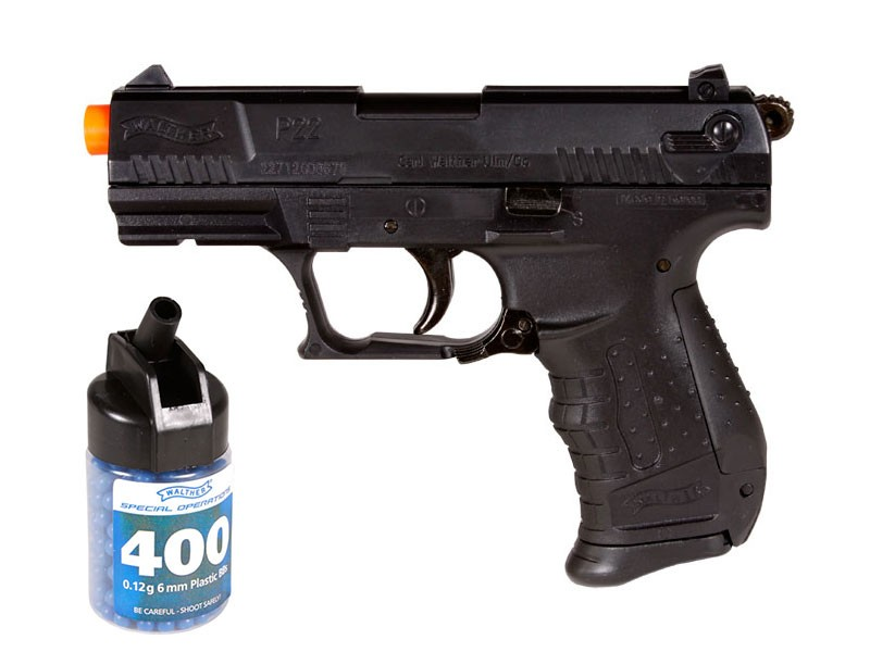 Walther P22 Special