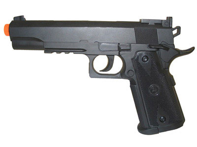 Tactical 1911 CO2 Version
