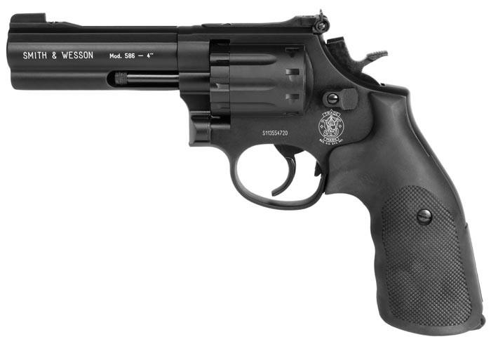 Smith & Wesson 586, 4-inch Barrel