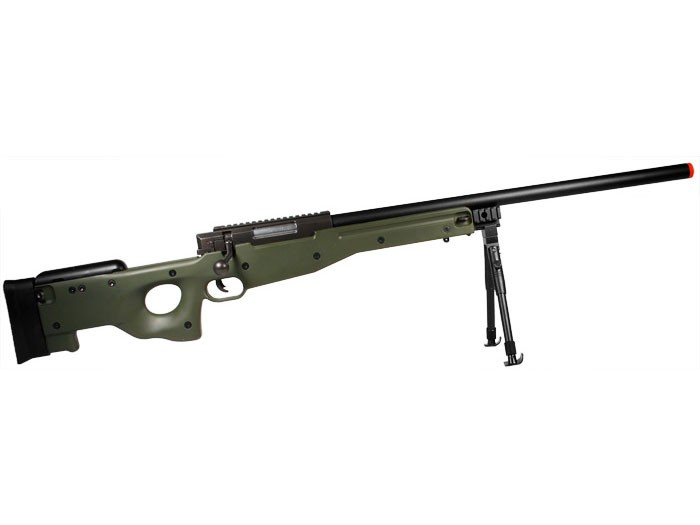UTG Type 96 airsoft rifle Shadow OPS, Green