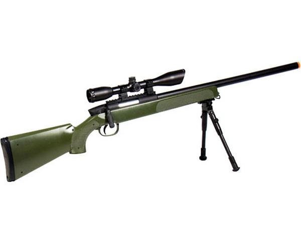 UTG Master Sniper Green Airsoft Kit