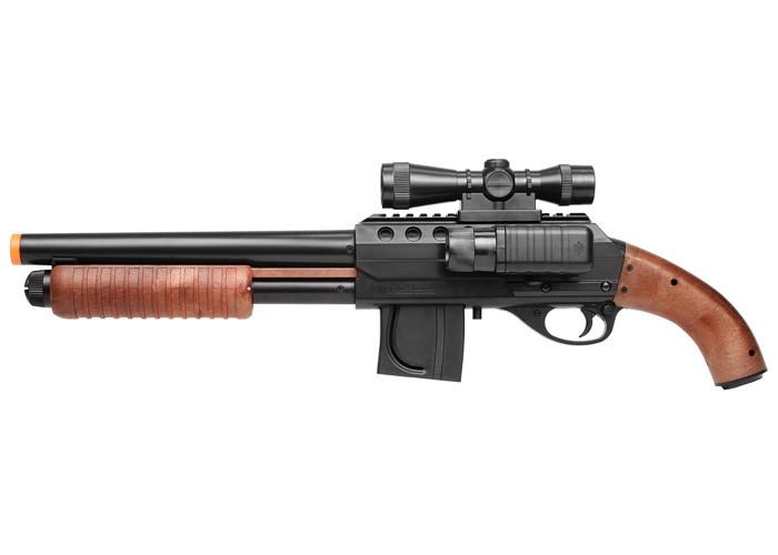 Mossberg 500 Pistol Grip Shotgun