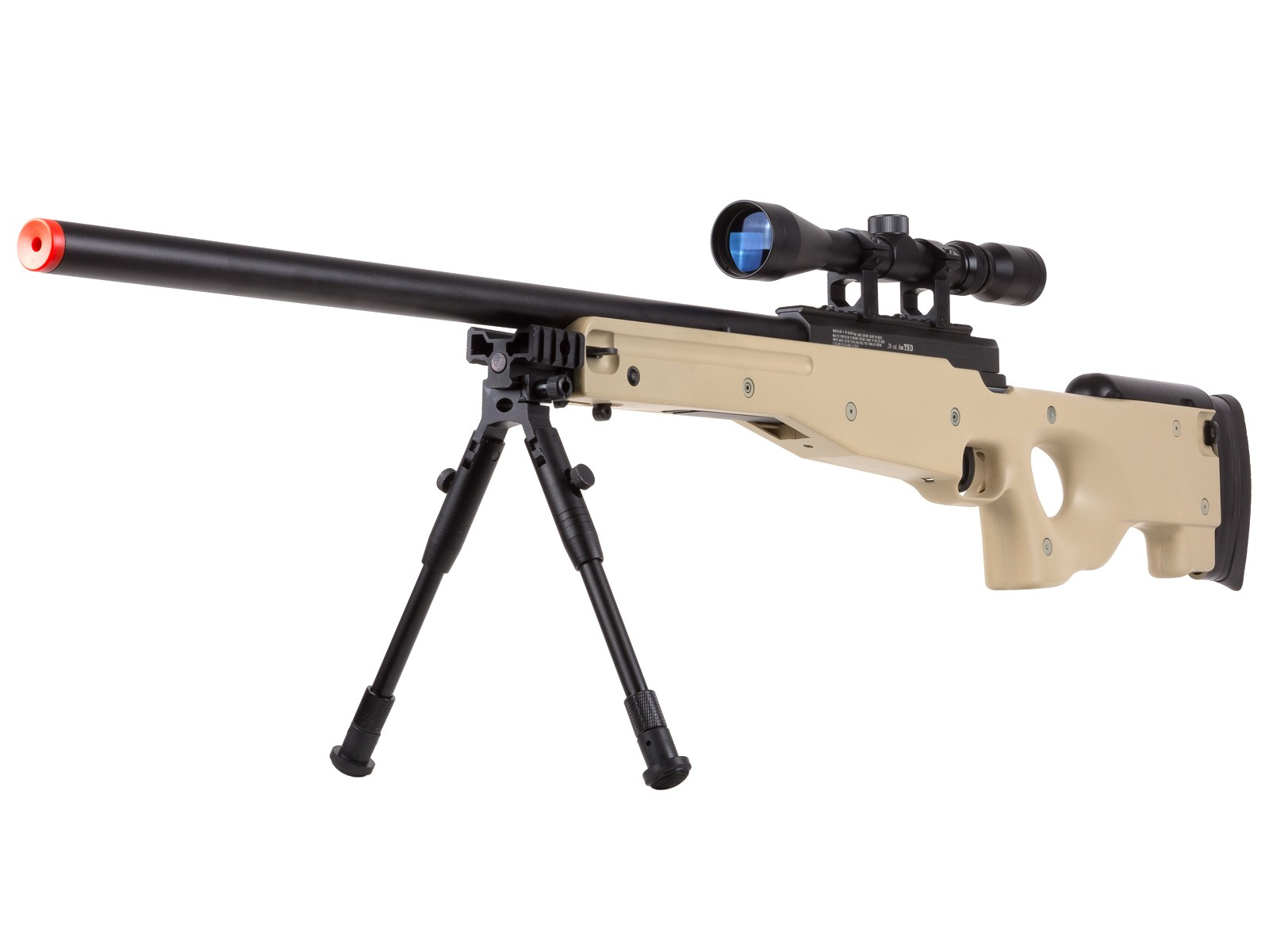 TSD_Tactical_Series_Type_96_Sniper_Tan_Rifle_6mm
