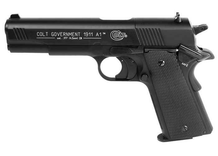 Colt 1911 A1 CO2 pellet gun 0.177 Image