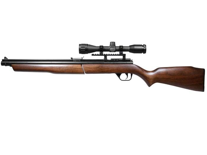 Benjamin 397 & Air Rifle Scope Combo
