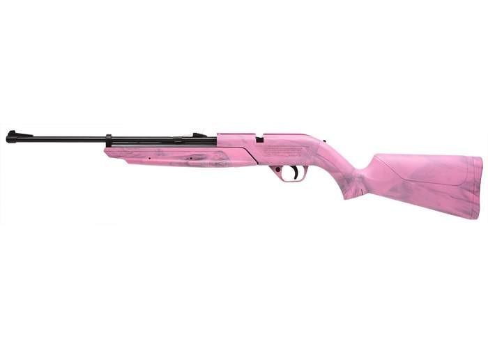 Crosman 760 Pumpmaster, Pink Stock