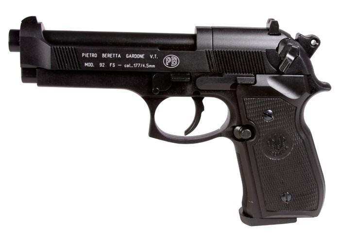 Beretta 92FS CO2 Pellet Pistol 0.177 Image