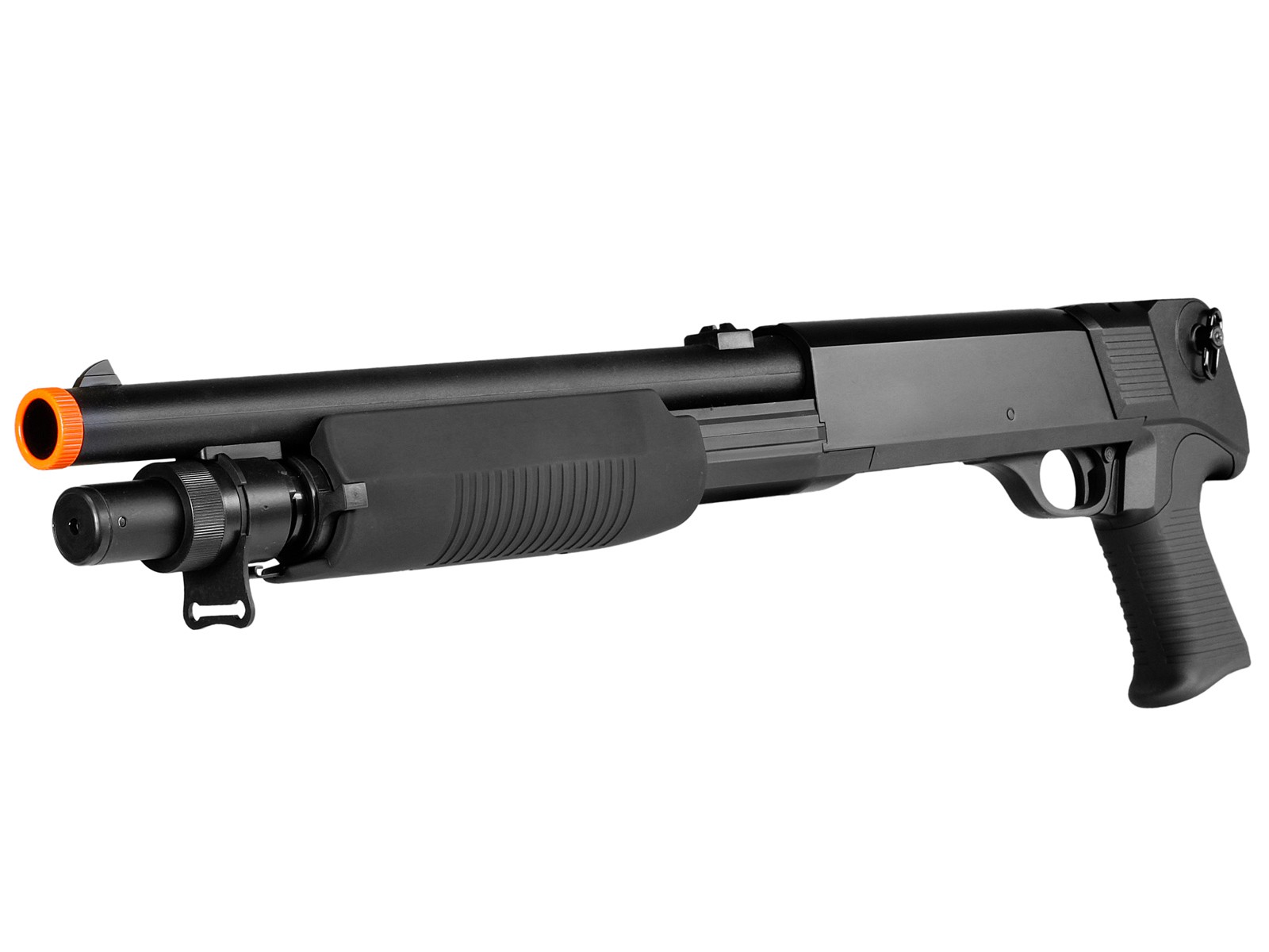 Multi-Shot Combat Commando Shotgun