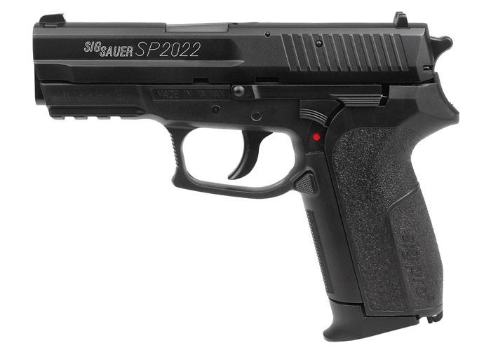 SIG Sauer SP2022 CO2 BB Pistol, Metal Slide & Mag