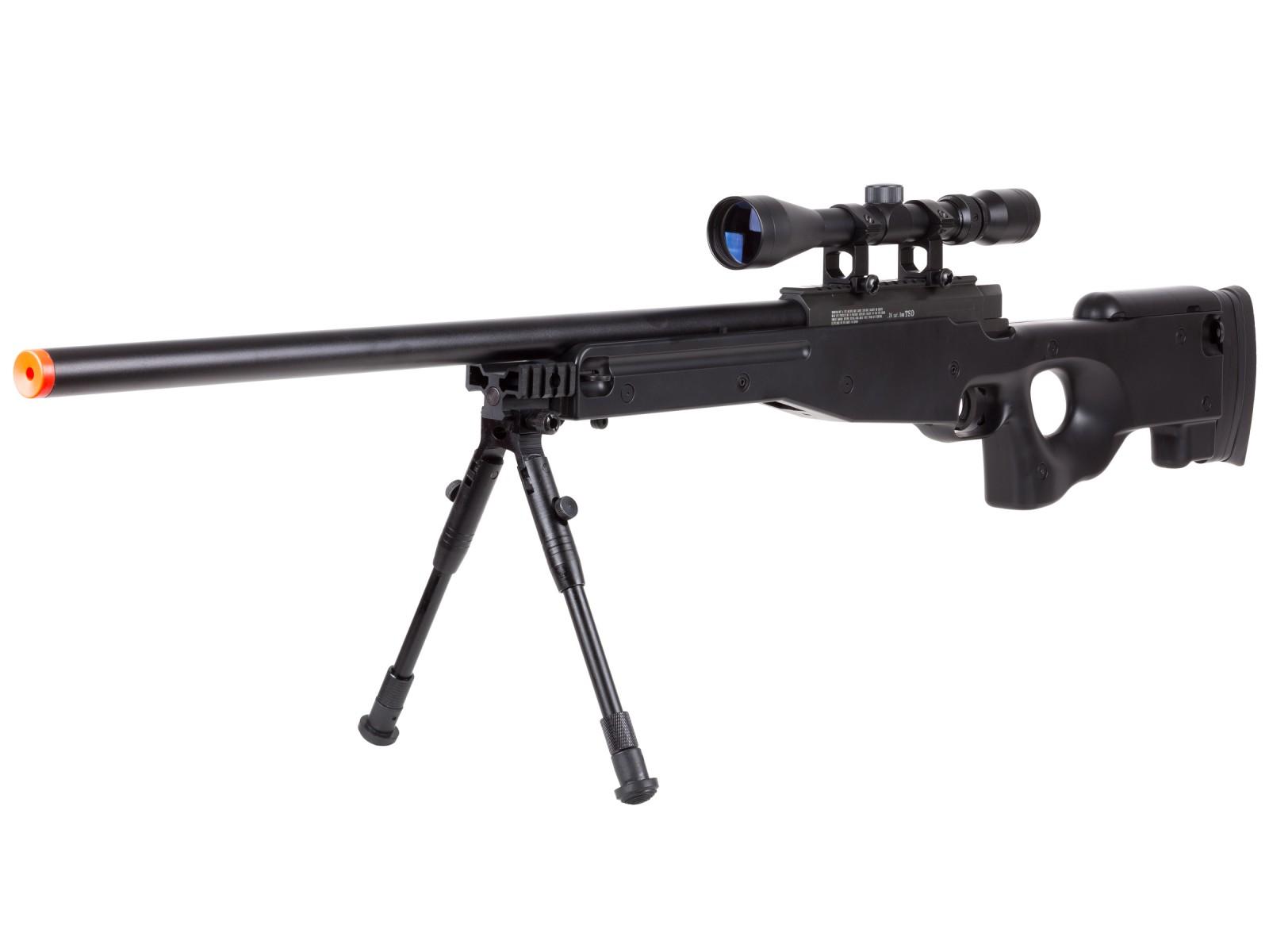TSD_Tactical_Series_Type_96_Sniper_Black_Rifle_6mm