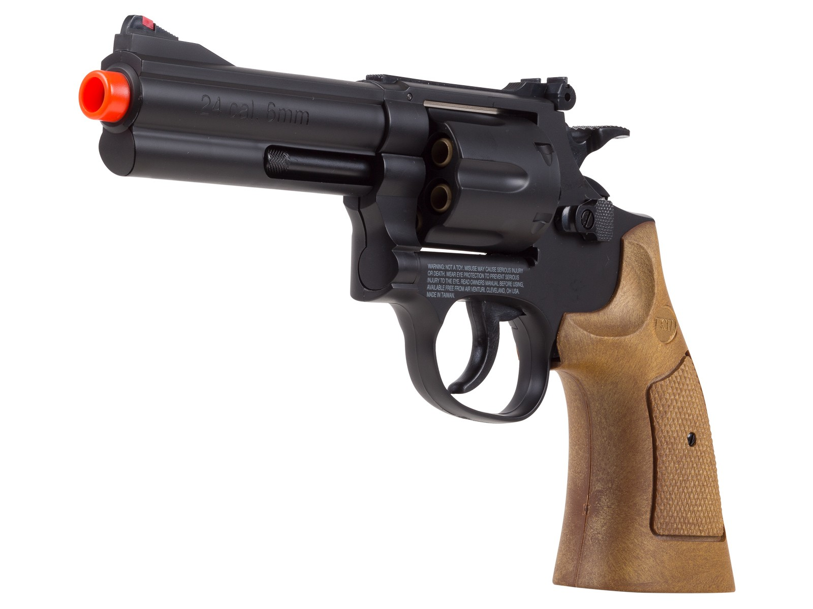 TSD_Sports_Spring_Revolver_933_4_Barrel_Brown_6mm