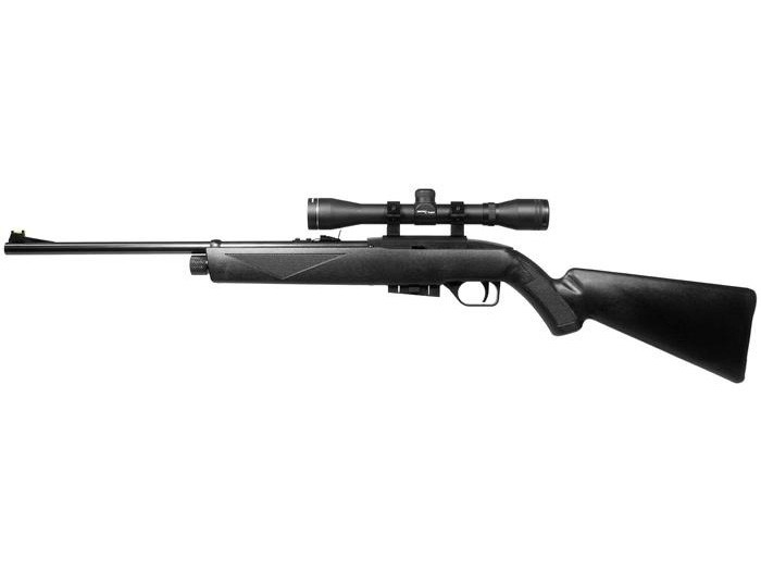 Croman 1077 CO2 Air Rifle Combo