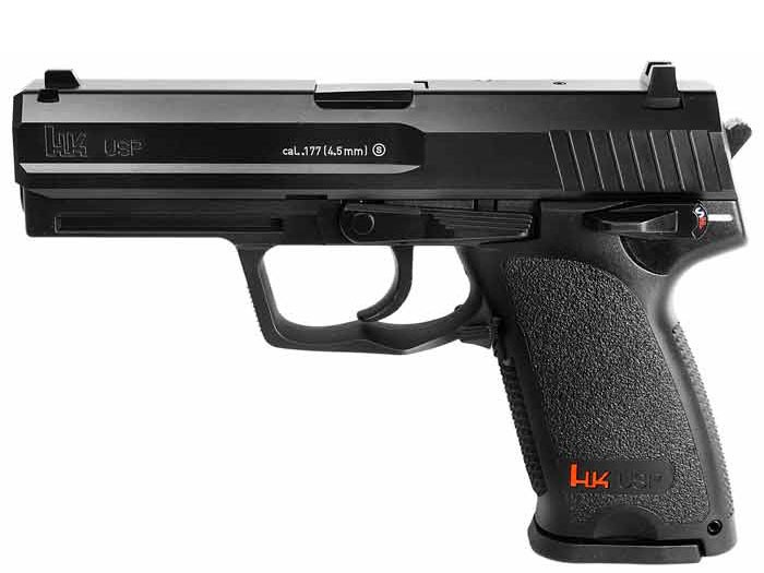 Cheap H&K USP CO2 BB Pistol 0.177
