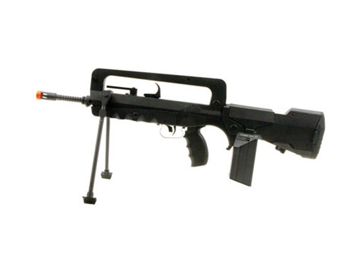 FAMAS Machine Gun.