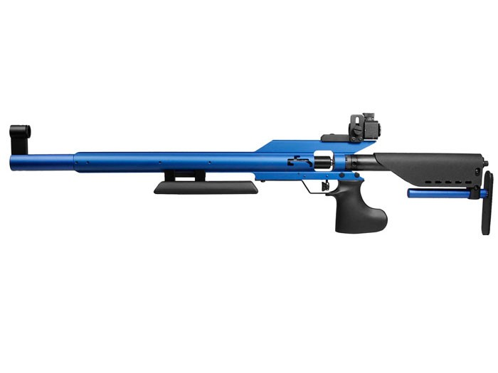 Cheap AirForce Edge in Blue, Front & Rear Sights 0.177