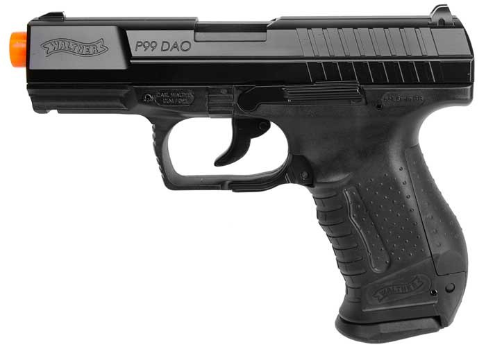 Walther P99 Blowback.