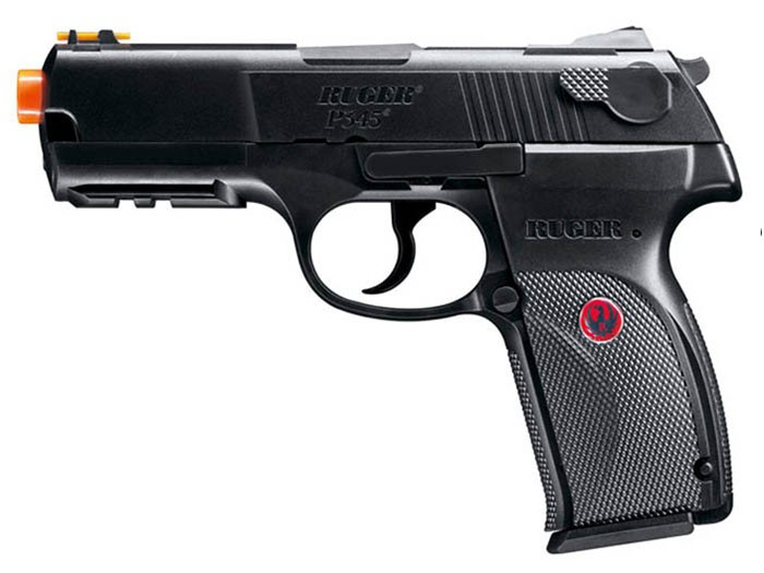 Cheap Ruger P345PR Airsoft Pistol, Black 6mm