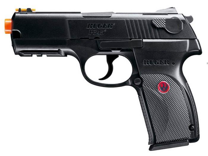 Ruger P345PR Airsoft Pistol, Black