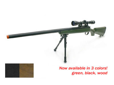 Sniper Series SD700 Rifle in 3 colors