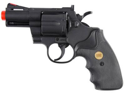 939 UHC 2.5 inch revolver, Black