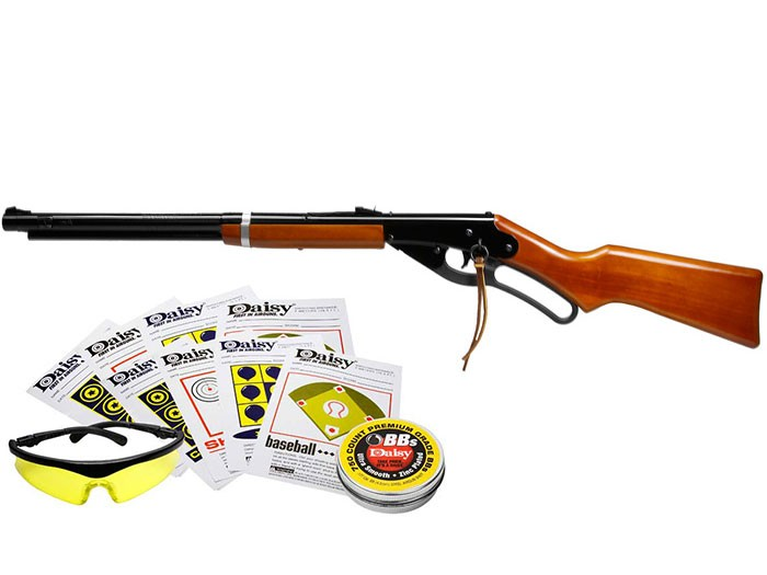 Daisy 1938 Red Ryder Fun Kit 0.177 Image