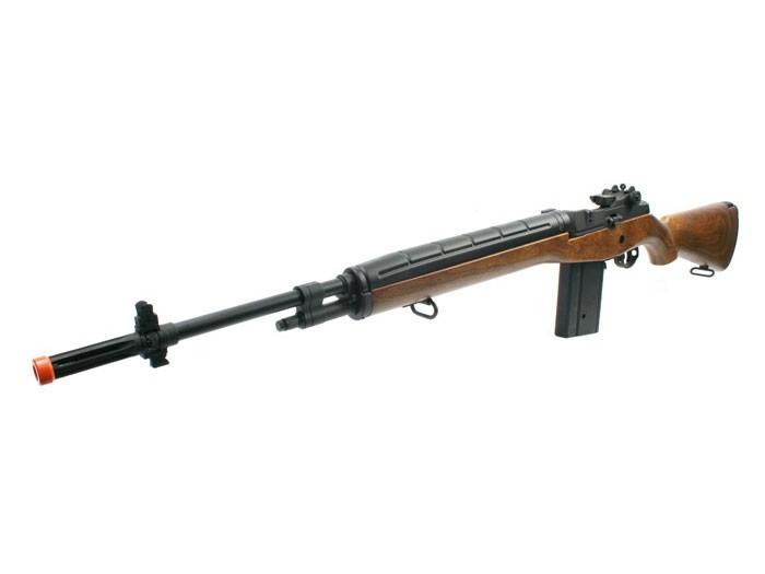 Echo 1 M14 Métal AEG couleur bois 6mm