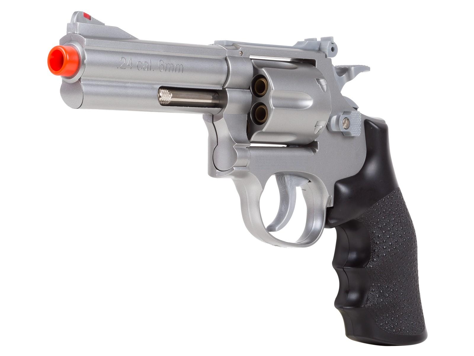 TSD_Sports_Spring_Revolver__4_Barrel_SilverBlack_6mm